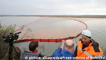 Russia Norilsk spill (picture-alliance/dpa/Press-service of Nornickel)
