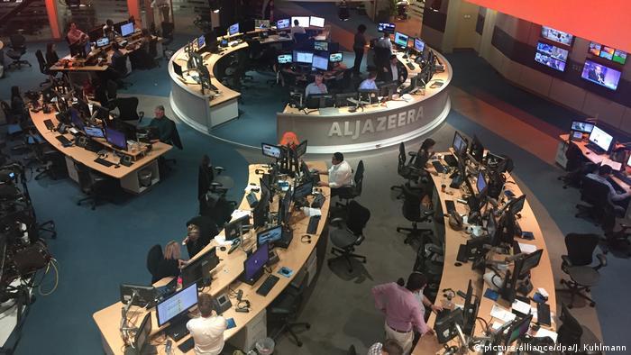 Al Jazeera (picture-alliance/dpa/J. Kuhlmann)