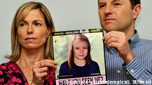 Missing Madeleine McCann (picture-alliance/empics/J. Stillwell)