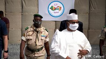 Mahamat Saleh Annadif chef de la mission de l'ONU au Mali (Minusma)