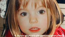 Madeleine McCann in Portugal vermisst (picture-alliance/dpa/Brainpix/Itspress/Pacoeden)