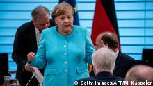 Deutschland Berlin Kabinettssitzung | Angela Merkel