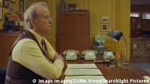 RELEASE DATE: July 24, 2020 TITLE: The French Dispatch STUDIO: DIRECTOR: Wes Anderson PLOT: A love letter to journalists set in an outpost of an American newspaper in a fictional 20th-century French city that brings to life a collection of stories published in The French Dispatch magazine. STARRING: BILL MURRAY. France PUBLICATIONxINxGERxSUIxAUTxONLY - ZUMAl90 20200213shal90023 Copyright: xSearchlightxPicturesx