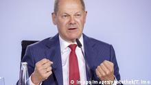 Deutschland Berlin Pressekonferenz zum Konjunkturpaket | Olaf Scholz
