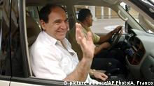 Panama Ecuadorianischer Ex-Präsident Abdala Bucaram