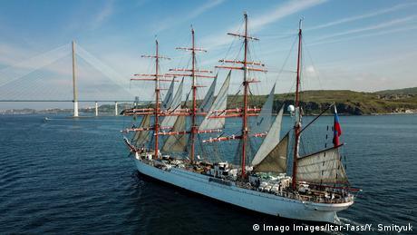 BdTD Russland Segelschulschiff Sedov (Imago Images/Itar-Tass/Y. Smityuk)