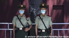 China 31. Jahrestag Tiananmen