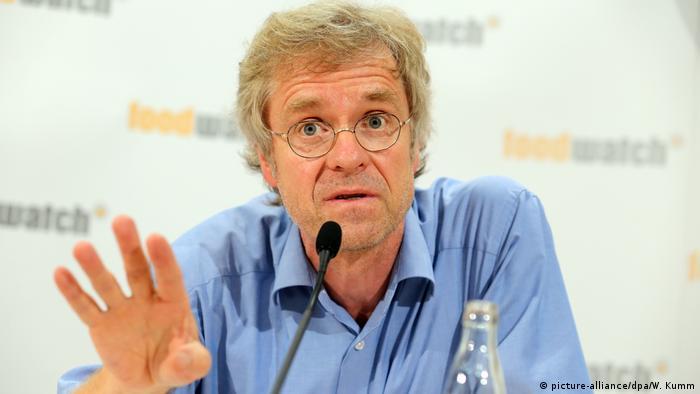 Wieland Kiess, Direktor der Klinik für Kinder- und Jugendmedizin des Uniklinikums Leipzig