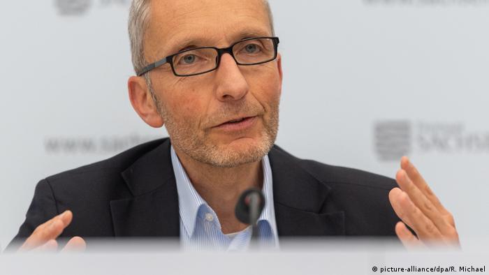 Coronavirus – Dresden - Reinhard Berner