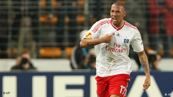 Hamburg SV Jerome Boateng