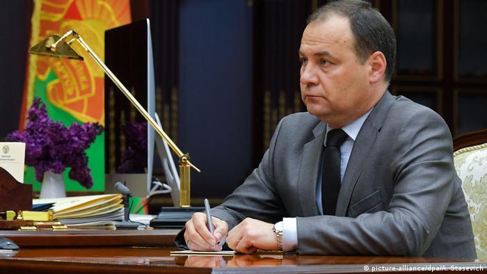 Роман Головченко став новим прем'єр-міністром Білорусі