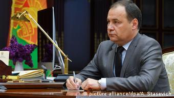 Роман Головченко, премьер-министр Беларуси