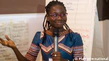 Guinea-Bissau Bissau | Lizidória Mendes - junge aktivistin gegen Kinderheirat und frühzeitige Schwangerschaft