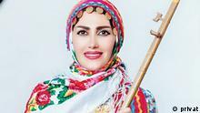 Narges Mohammadi Bildbeschreibung: Narges Mohammadi ist eine iranische Sängerin.