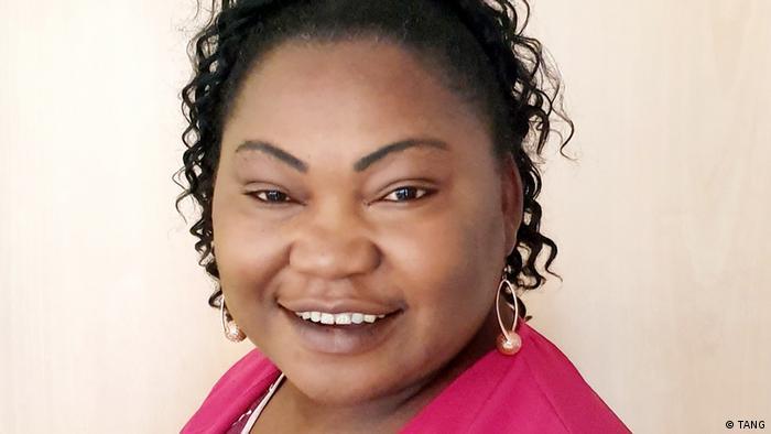 Sylvie Nantcha - Initiatorin und Bundesvorsitzende von TANG – The African Network of Germany