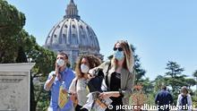Coronavirus | Italien Rom Vatikan öffnet sich für Touristen