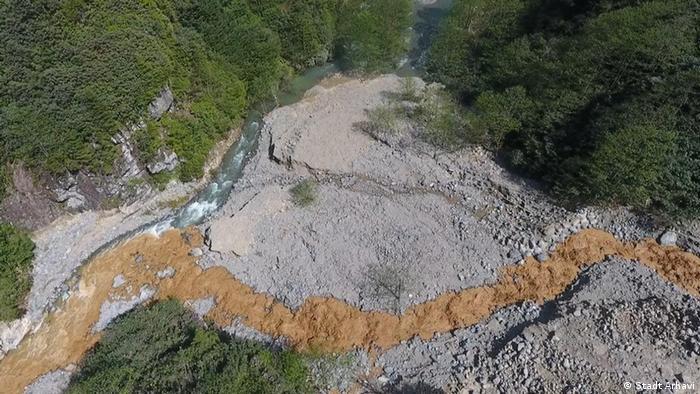Kamilet Vadisi'nin şimdiki görüntüsü