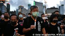 Hongkong | Gedenken an das Tian'anmen-Massaker