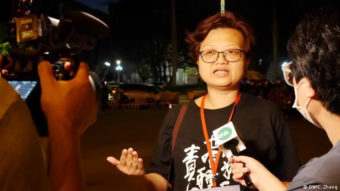 Taiwan Gedenkveranstaltung an Massaker am Tian'anmen-Platz in China