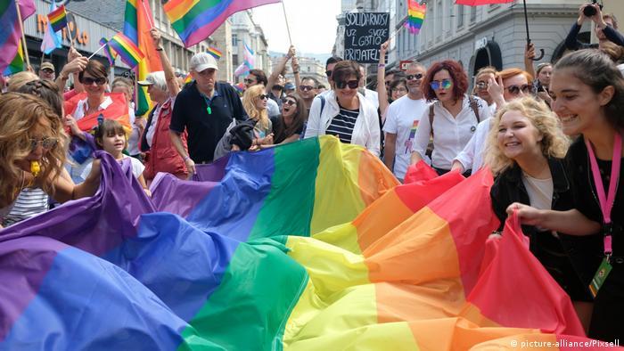 Gay Pride in Sarajevo 2019