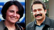 Rechtsanwälte Ebru Timtik und Aytaç Ünsal treten in Hungerstreik