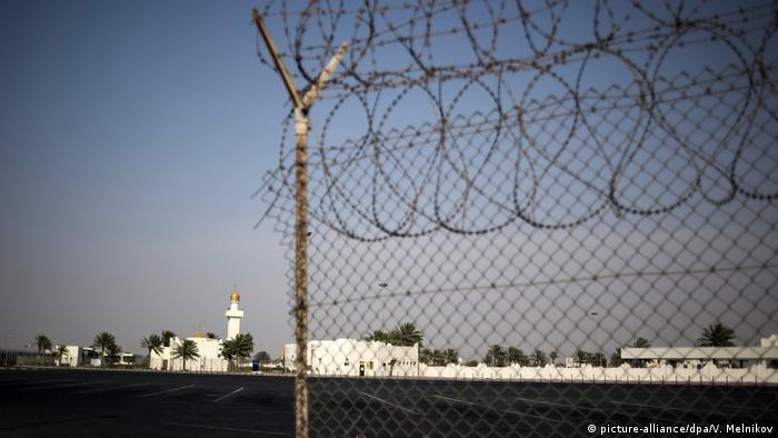 Grenze zwischen Qatar und Saudi Arabien (picture-alliance/dpa/V. Melnikov)