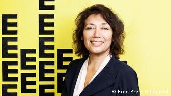 Ruth Kronenburg, Director of Operations von Free Press Unlimited