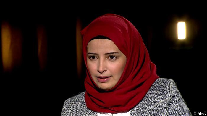 Bushra al Maqtari