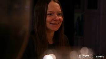 Valentina Konstantinovo (DW/A. Ulianova)