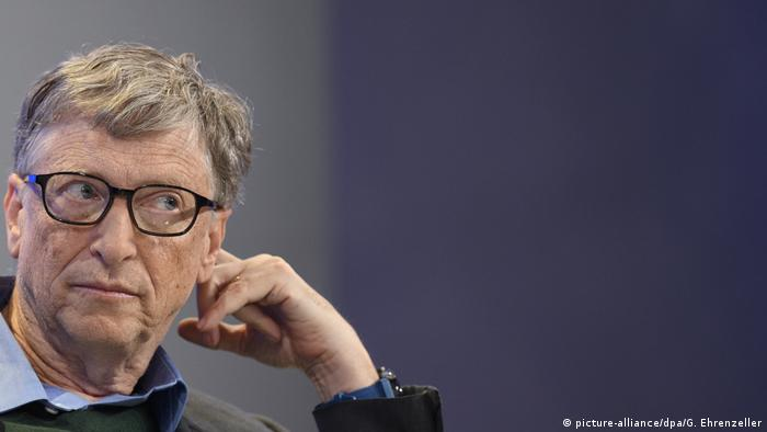 Bill Gates (picture-alliance/dpa/G. Ehrenzeller)