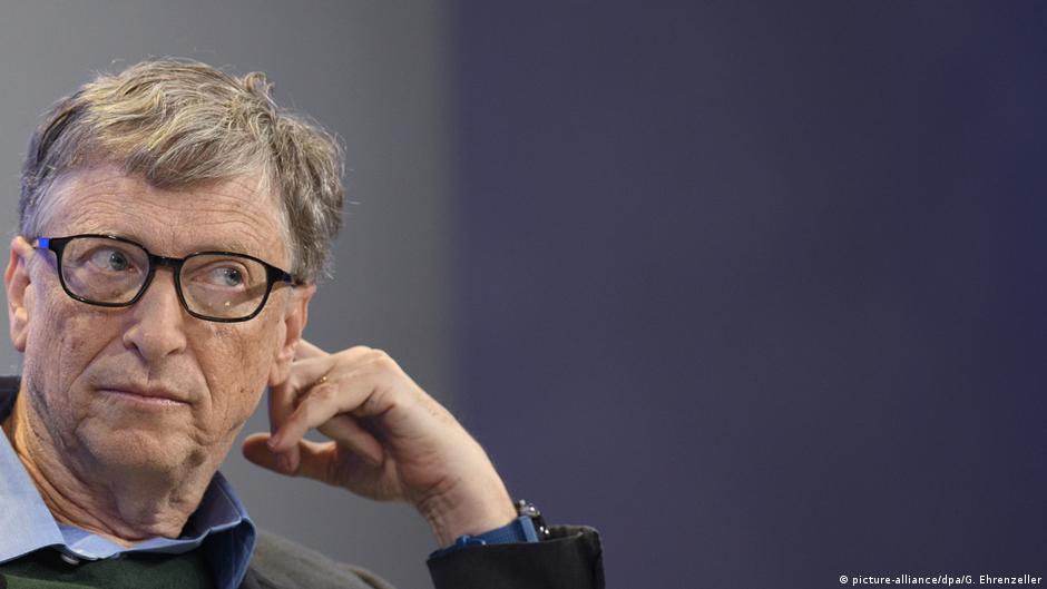Билл Гейтс прокомментировал слухи о чипировании им людей | Новости из  Германии о событиях в мире | DW | 05.06.2020