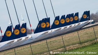 Από τις αρχές του 2020 η μετοχή της Lufthansa έχει χάσει το 38% της αξίας της