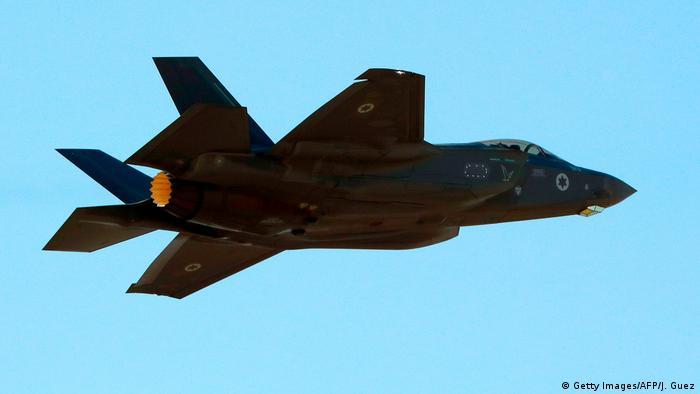 Israel F-35 Kampfjet