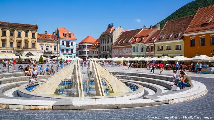 Symbolbild Rumänien Tourismus - Kronstadt (Imago Images/Design Pics/R. Maschmeyer)
