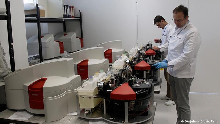 Laboratorija u Nišu