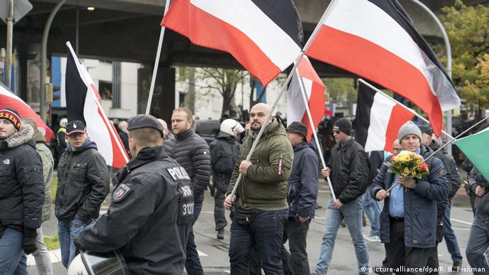 Germany security report: Number of right-wing extremists sharply rose in 2019