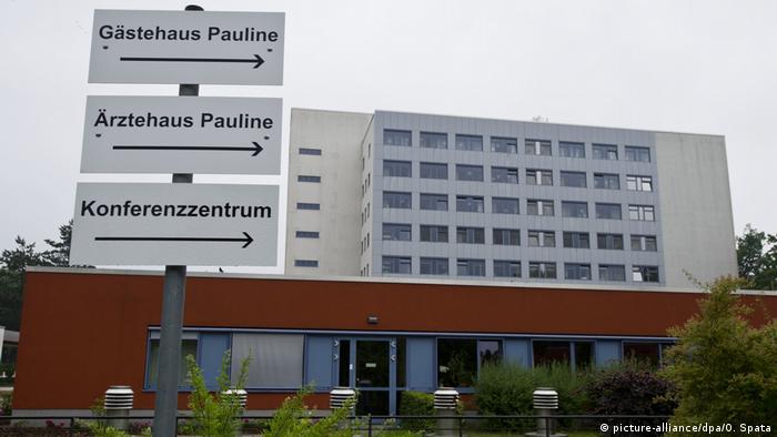 Больница Paulinenkrankenhaus в Берлине
