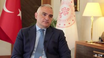 Kültür ve Turizm Bakanı Mehmet Nuri Ersoy