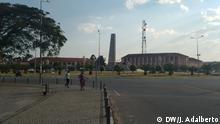 Angola | Stadtansicht Huambo