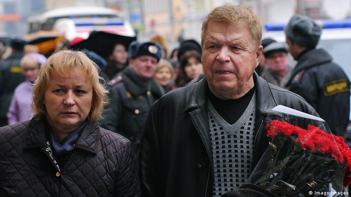Умер народный артист России Михаил Кокшенов