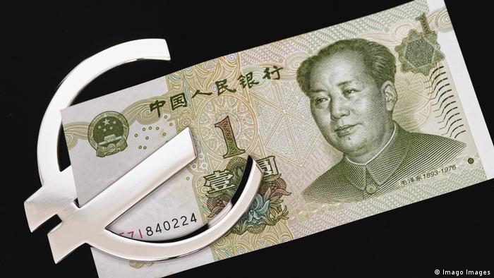 Symbolbild China Europa Handel Wirtschaft (Imago Images)