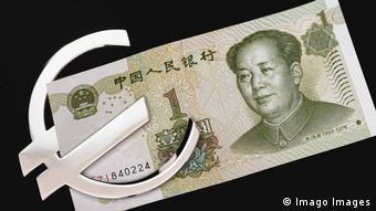Symbolbild China Europa Handel Wirtschaft
