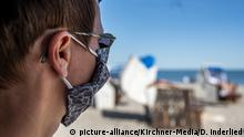 Symbolbild Deutschland Sommer in der Corona-Pandemie