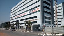 Angola Minsterium für teritoriale Verwaltung