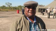 Mosambik Sofala   Präsident von RENAMO   Ossufo Momade