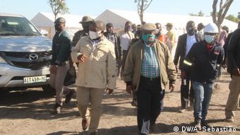 Mosambik Sofala | Präsident von RENAMO | Ossufo Momade