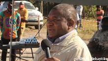 Mosambik Sofala | Präsident von Mosambik | Filipe Nyusi