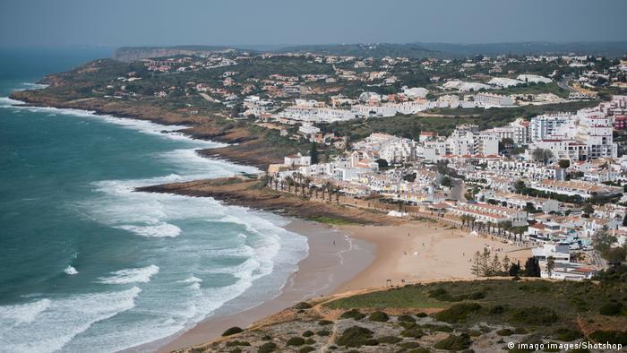 Algarve, Praia da Luz (Plaja luminii)