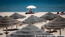 Portugal | Strand von Praia da Luz