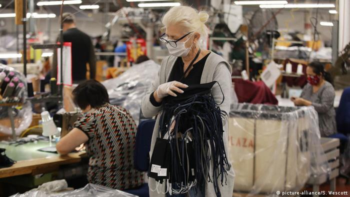 USA: Erhöhung des Arbeitslosengeldes erschwert Wiedereröffnungen (picture-alliance/S. Wescott)